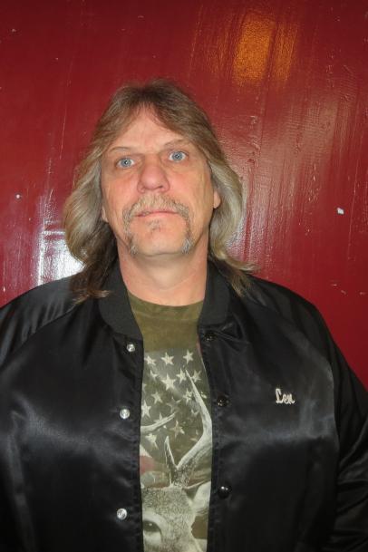 MSBS Bowler Len Johnson