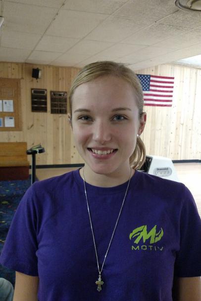 MSBS Bowler Sarah Lokker