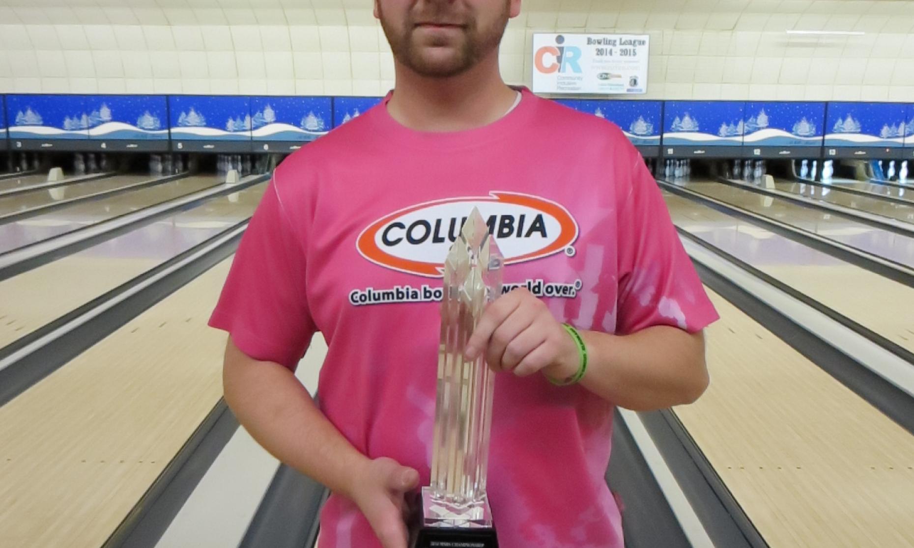 2014 Championship Champion JR Raymond