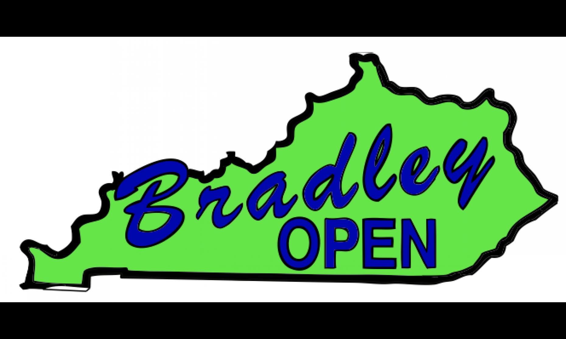 Bradley Open Logo