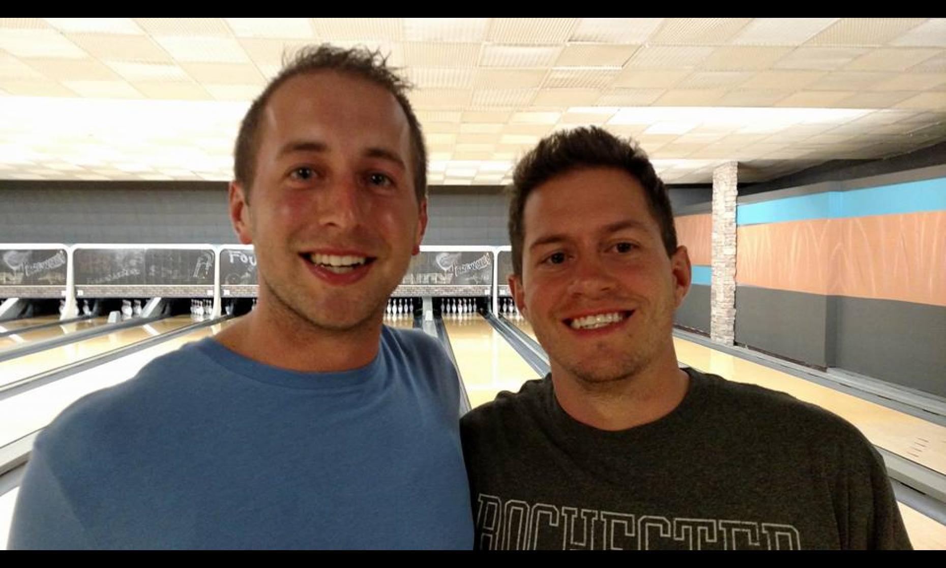 Runner-Up Adam Jablonski & Runner-Up Justin Neiman