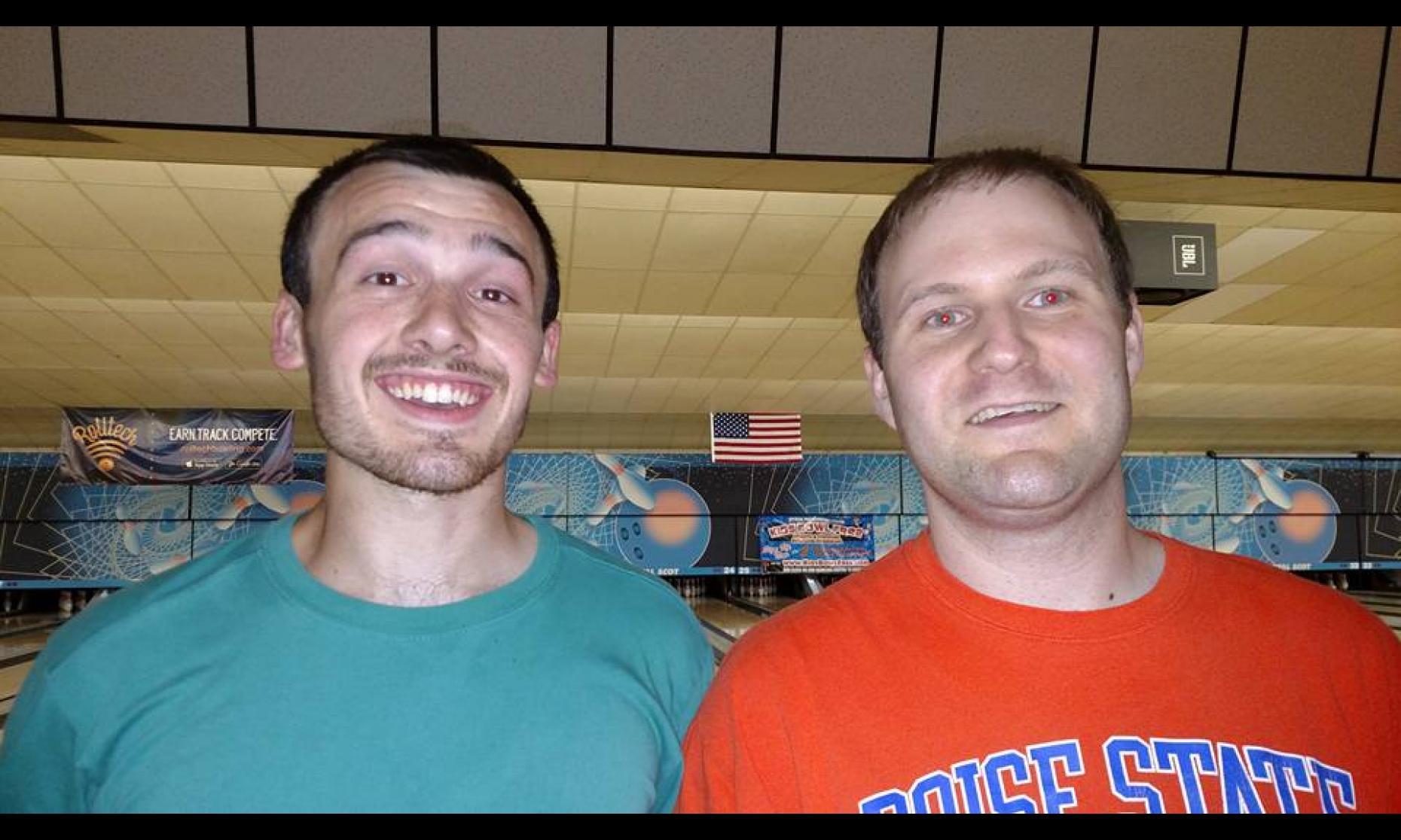 Runner-Up Casey Shephard & Champion BJ Satkowski