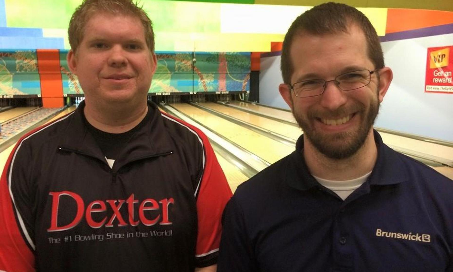 Champion Chad Reiffer & Runner-Up Aaron Koch